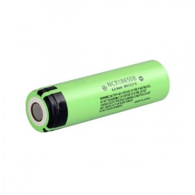 батерия PANASONIC NCR18650B 3400mAh 3.7V High Drain Rechargeable Battery Flat Top