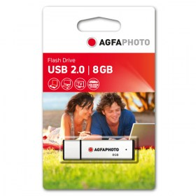 agfa-photo-usb-flash-pamet-usb-2.0-8gb-skorost-chetene-zapis-mbs-5mb--15mb-srebrist-tzvyat